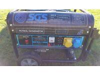 Brand new generator