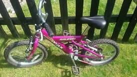 Kids Raleigh Kool Max Bike