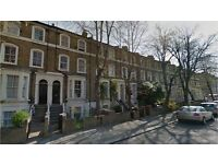 Camberwell SE5. Large, Light & Modern Refurbished 1-2 Bed Furnished Flat in Period Conversion