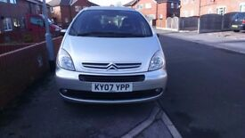 CITROEN PICASSO 1.6 hdi vtx top spec (2007)
