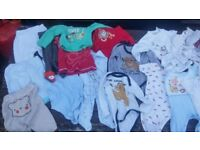 25 Baby Clothes 3-9 months
