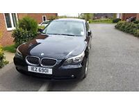 BMW 5 SERIES Automatic with leather interior. Immaculate very clean car. Lady owner.