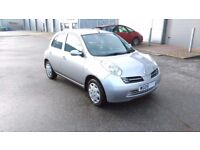 NISSAN MICRA 2005 - LOW MILES***