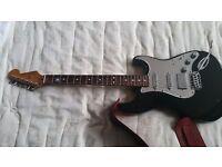 Fender Stratocaster 1991 Black/Chrome