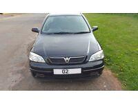 Vauxhall astra sxi 2.0 dti fsh low miles 11 months mot