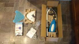 Vax S7-AV Multifunction Steamer - Steam Mop - original packaging