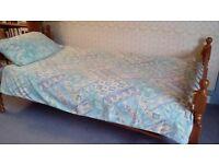 Single duvet cover + pillow case
