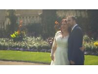Beautiful wedding videos at fair prices - Booking now for 2018