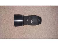 SIGMA DG 70-300mm DG Macro