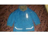 Boys weatherproof trespass coat