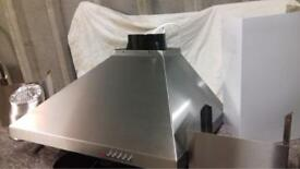 CDA extractor and ducting kit