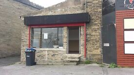 ***SHOP TO LET BD8***53 WHETLY LANE