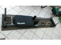 Aero Pilates machine.