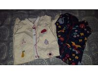 Sleep suits 3-6 months