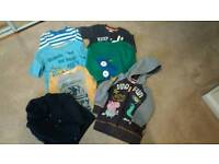 Boys tops bundle ages 2-3