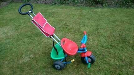 Berchet Voyager Baby Driver Tricycle Trike