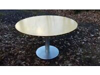 CIRCULAR DINING/OFFICE TABLE BY STUA CONTEMPORARY FURNITURE COLLECTION (MADE IN SPAIN)