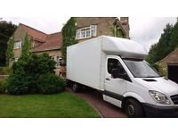 Barnsley Removal company offering house and business removals, Man and Van , Luton Van and Two Men