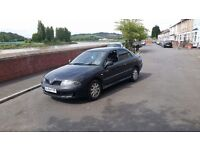Cheap Diesel with lots of room and full leather Mitsubishi CARISMA 2004 ,px welcome