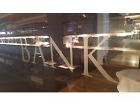 Chef de partie and commis chef @ Bank restaurant&bar