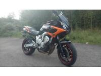 Motorbike Yamaha FZ6 faze for sale!