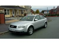 For sale Audi a4 silver color nice condition 1.9 turbo diesel