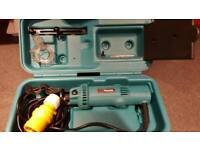 Makita 3706k cut out tool / laminate trimmer 110v
