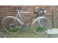 Raleigh road racer touring bike bicycle