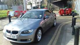 Bmw 320d Coupe Red Leathers