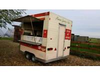 REDUCED Price Catering Trailer for sale £1690