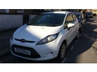 Ford Fiesta Edge for sale. Excellent condition, low milege (27k) and low insurance cost!
