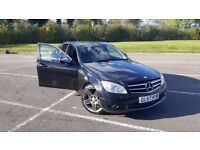 Mercedes Benz C class 57plate for sale