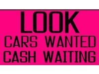 ALL VEHICLES WANTED