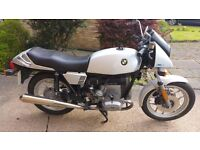 1982 BMW R65LS, amazing original condition - only 16000 miles from new
