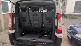 Peugeot Expert e7 Taxi cabdirect wheelchair accessible engine valve gone needs replacement engine