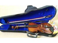 V3. Violin. 3/4 size