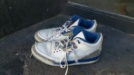 adee20771667e1 NIKE AIR JORDAN 3 - UK SIZE 12 - COLLECT SHEPHERDS BUSH WEST LONDON