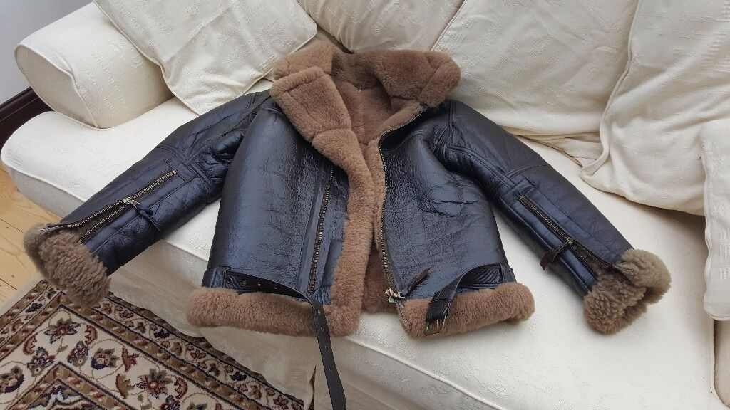 Original Irvin RAF Sheepskin Flying Jacket | in Southend-on-Sea ...