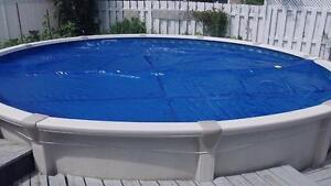Rouleau invisible enrouleur de toile solaire r volutionnaire for Toile solaire piscine prix