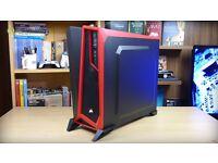 Gaming PC i7 Skylake XFX RX480 8GB