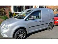 VW Caddy van/camper