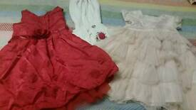Bundle of 12-18 month girls clothes