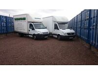 Man with a van - Thomastrans Removals & Storage in Elgin