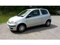 Toyota, YARIS, Hatchback, 55400k,2003, Manual, 998 (cc), 3 doors