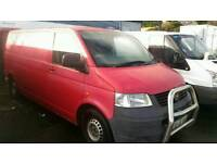 05 vw transporter t5 2.5tdi *** BREAKING