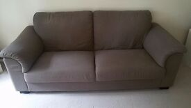 Grey sofa. IKEA product.. Very comfortable and in very good conditions Collection only