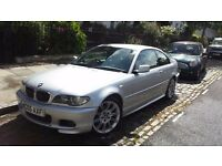 BMW 320ci MSport coupe facelift runs perfectly BARGAIN !!!!