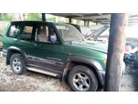 Isuzu trooper 3.0d
