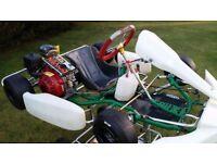 Racing cadet tonykart karting