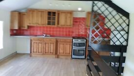 1 Bedroom semi detached country house
